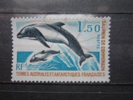 VEND BEAU TIMBRE DES T.A.A.F. N° 65 , XX !!! - Unused Stamps