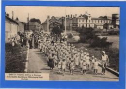 45 LOIRET - PITHIVIERS LE VIEIL Défilé Du 14 Juillet 1935 De La Musique De La Société Sucrière - Sonstige Gemeinden