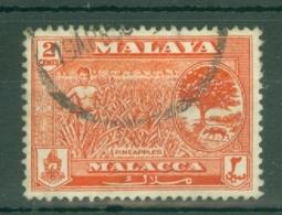 Malaya - Malacca: 1960/62   Pictorial   SG51    2c     Used - Malacca