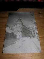 Carte Photo 9x14 V DD Beziers Bel Et Grand Immeuble Sur Les Boulevards Bon Etat - Beziers