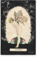 "Mlle Papillon ""femme Nue"" - Sager, Xavier"