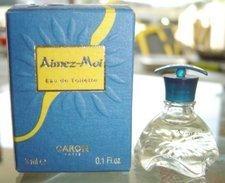 AIMEZ MOI - EDT 3 ML De CARON - Miniatures Men's Fragrances (in Box)