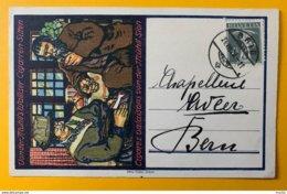 8623 - Cigares Valaisans Von Der Mühll Sion  Brig 24.08.1920 - VS Valais