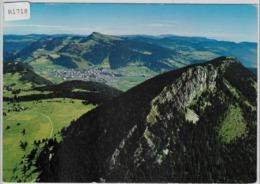Lumieres Et Couleurs Sur Le Jura Sommet Des Aig. De Baulmes, La Gittaz, Ste-Croix Et Le Massif - VD Vaud