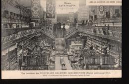 CPA//024.....LONS LE SAUNIER ...MAISON CATY VALFIN - Lons Le Saunier