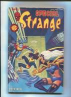 FRANCE- Spécial Strange N°35 (1984) - Special Strange