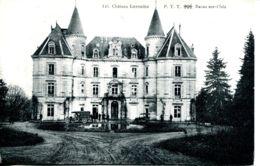 N°76037 -cpa Château Laroche -Razac Sur L'Isle- - Kastelen