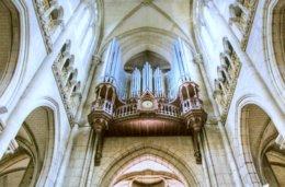 Nantes (44 - France) Grand Orgue De La Basilique Saint-Nicolas - Nantes