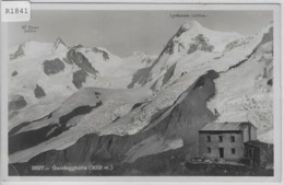 Zermatt - Gandegghütte Mt. Rosa, Lyskamm - VS Valais