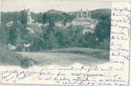 CPA Roumanie Salutare Din Judaneamtz Monastirea Varatic - Roemenië