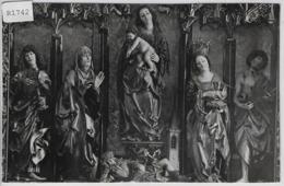 Münster Wallis - Hochaltar Der Pfarrkirche - VS Valais
