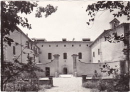 Vaucluse : VENASQUE : Cour Intérieure - Notre Dame De Vie : ( C.p.s.m. - Photo Vérit. - Grand Format ) - France