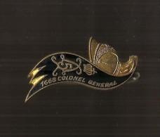 Insigne CAVALERIE 5° Régiment De DRAGON - 1668 COLONEL GENERAL - DELSART   éditeur Drago - Frankrijk