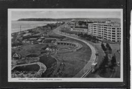 AK 0354  Durban - Marine Drive And Amphitheatre Um 1936 - Südafrika