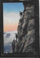 AK 0354  Kletterpartie In Tirols Bergen - Verlag Stempfle Um 1910-20 - Alpinismus, Bergsteigen