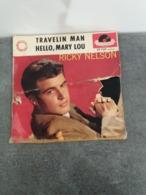 Ricky Nelson - Travelin - Hello,mary Lou - Polydor 27729 - 1961 - Rock