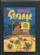 FRANCE- Spécial Strange N°25 (1981) - Special Strange