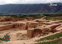 Turkmenistan Nisa Parthian Fortresses UNESCO View New Postcard - Turkmenistán