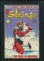 FRANCE- Strange N°181 (1985) - Strange