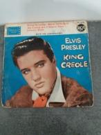 Elvis Presley With The Jordanaires - King Créole - New Orleans - RCA 75.474 - 1961 - Rock