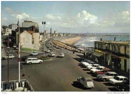 Carte Postale 76. Le Havre 404 Peugeot  4L Renault Très Beau Plan - Le Havre