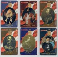 Grand Master 1 - 6 Cards - Malta