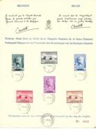 Muziekkapel/ Chapelle Musicale Elisabeth 532/537 1ste Dag - Vel 1.5.1940 - Other