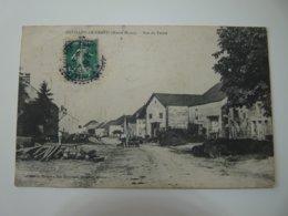 HAUTE MARNE HEUILLEY LE GRAND RUE DU TERTRE - Francia
