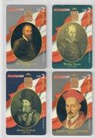 Grand Master 1 - 4 Cards - Malte