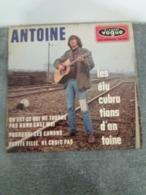 Antoine - Les élucubration D'Antoine - Pourquoi Ces Canons - Vogue EPL 8417 - 1966 - - Rock