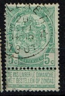 56  Obl Relais  Rillaer + 30 - 1893-1907 Coat Of Arms