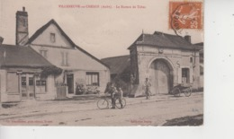 10 VILLENEUVE AU CHEMIN  -  Le Bureau De Tabac  - - France