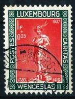 Luxemburgo Nº 299 Usado Cat.10€ - Luxemburgo