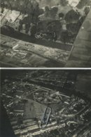 Vilvoorde :  :  Prison & Usine Keller    ( 2  Vieux Photo See Scan ) - Orte