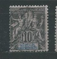 SENEGAL  N°  12  OB  TB 2 - Used Stamps