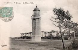 DIEPPE ( 76 )  - Le Phare D'Ailly . - Dieppe