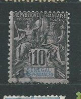 SENEGAL  N°  12  OB  TB 3 - Usati