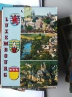 Luxemburg Luxembourg Avec Villes Très Belles - Vianden