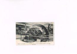 Ateliers J.Preud'homme Prion Huy Groupe électrogène De 400 Kilowatts Sous 440 Volt Désiré Van Dantzig Et Fils Bruxelles. - Huy
