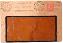 PARIS 81 / R. Des CAPUCINES 1931 =  FLAMME KRAG  'CONSOMMEZ DE LA / MORUE, METS SAIN / ET RECONSTITUANT' - Oblitérations Mécaniques (flammes)