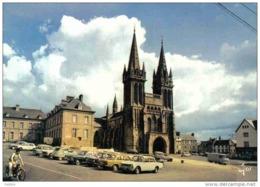 Carte Postale 29. Saint-Pol-de-Leon Renault 4l  Trés Beau Plan - Sizun