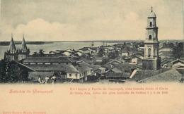 Pays Div- Ref U494 - Equateur - Saludos De Quayaquil / Timbres Décollés / Stamps Missing  - - Ecuador