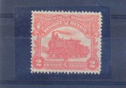 Nr. TR74 * MH 100 Côte - Spoorwegen