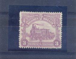 Nr. TR75 * MH 100 Côte - Spoorwegen