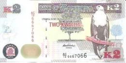 Zambia P-49 2 Kwacha 2012 UNC - Zambia