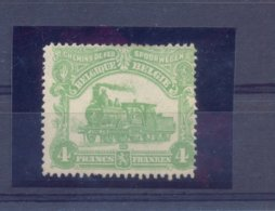 Nr. TR76 * MH 100 Côte - Spoorwegen