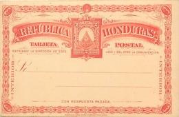 Pays Div- Ref U492- Honduras - - Honduras