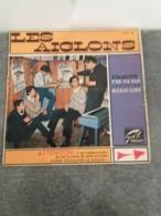 Les Aiglons - Stalactite - Christine - Golf Drouot 71002 M - 1963 - Rock