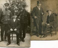 Correspondance De Guerre Camp De Prisonniers Camp De ?? 2 Scans - Weltkrieg 1914-18