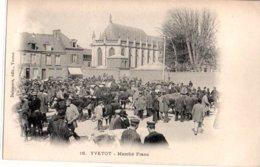 76: YVETOT - Marché Franc - Yvetot